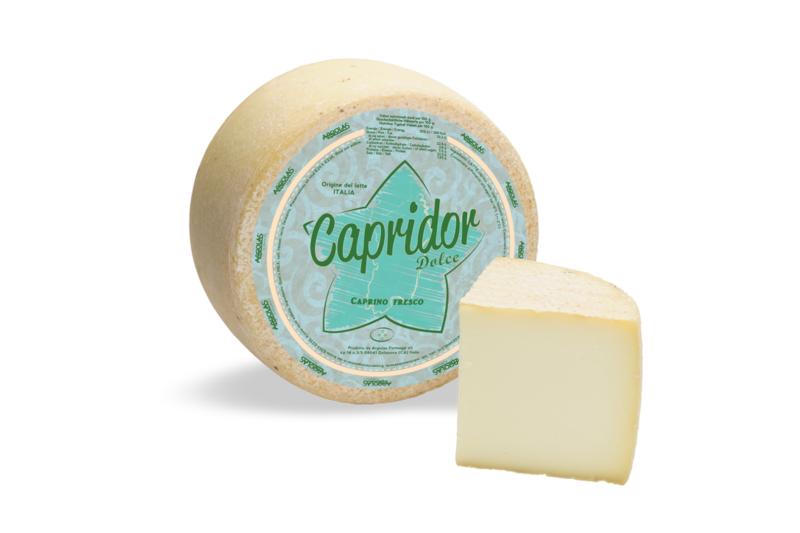 formaggio capridor dolce